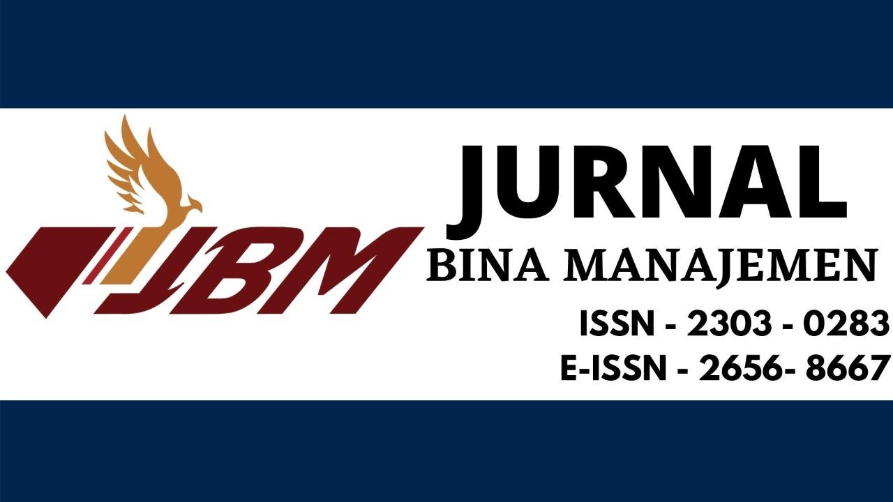 Jurnal Bina Manajemen