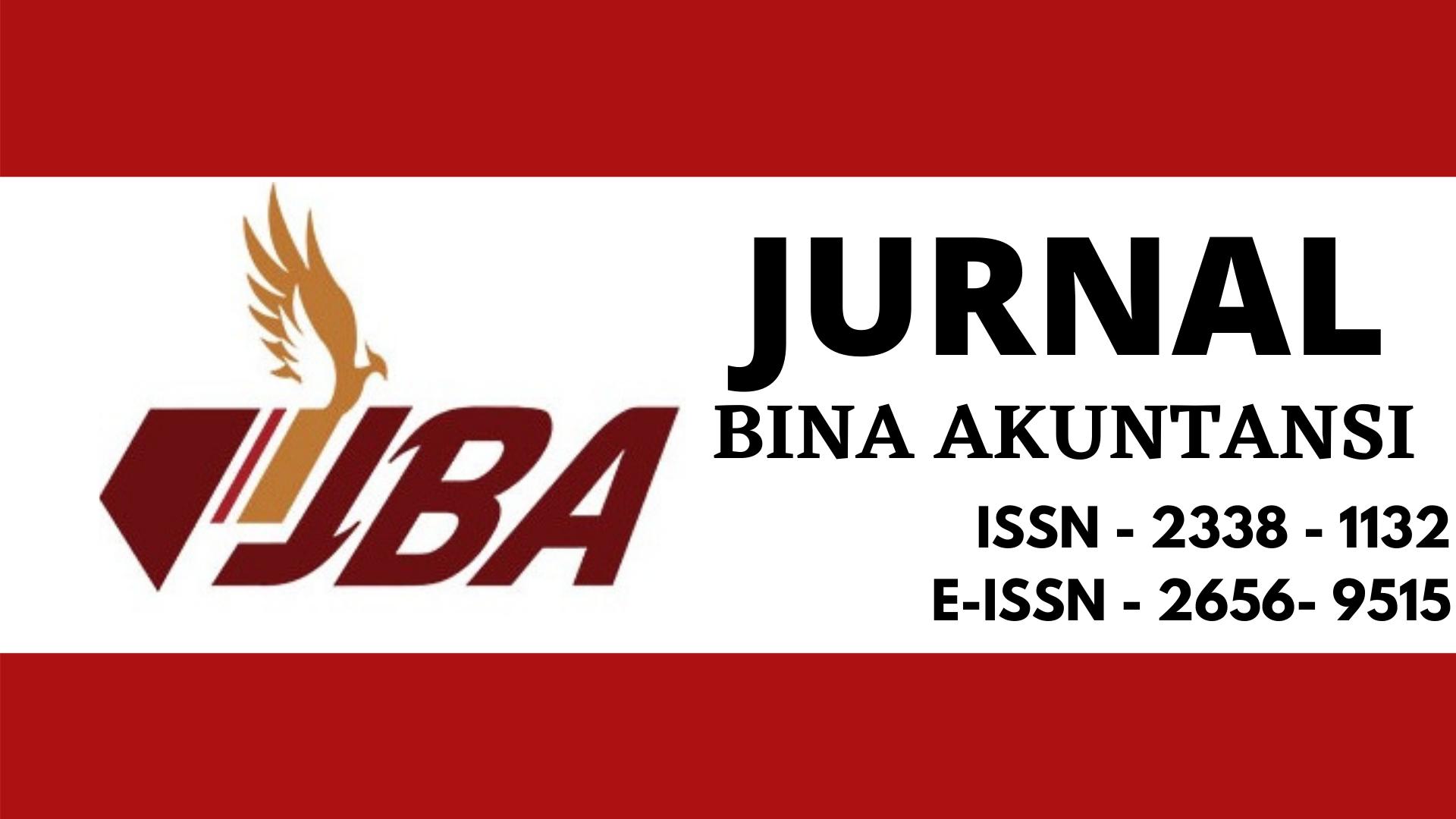 Jurnal Bina Akuntansi